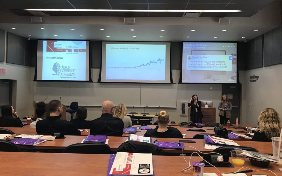 Connecting in meaningful ways: What nonprofits and small businesses can learn from the YouToo Social Media Conference