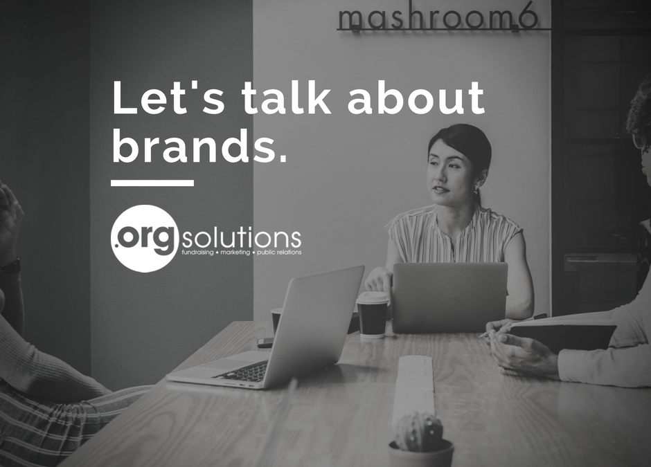 Let's talk about brands