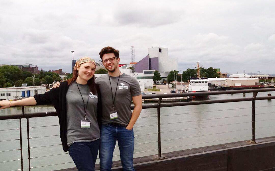 "Being a ""geek"" for good: What I learned as a first-time volunteer for Cleveland GiveCamp"