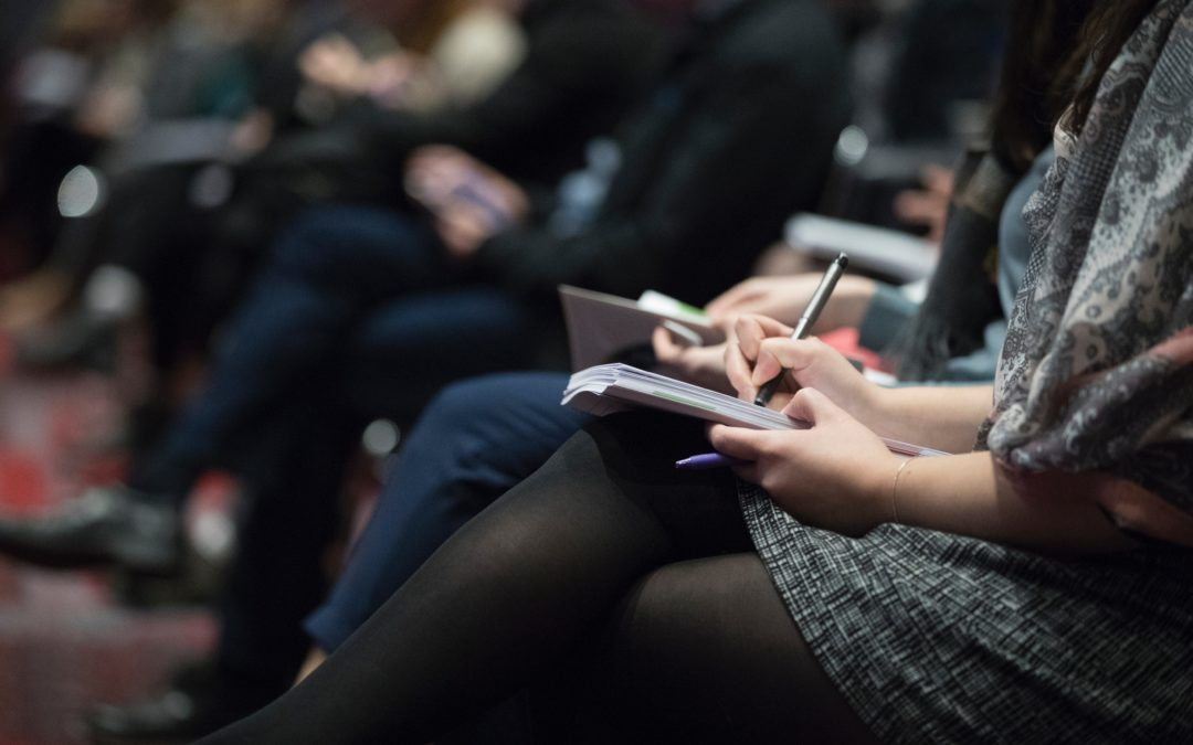 Four tips I learned from attending a conference from another industry