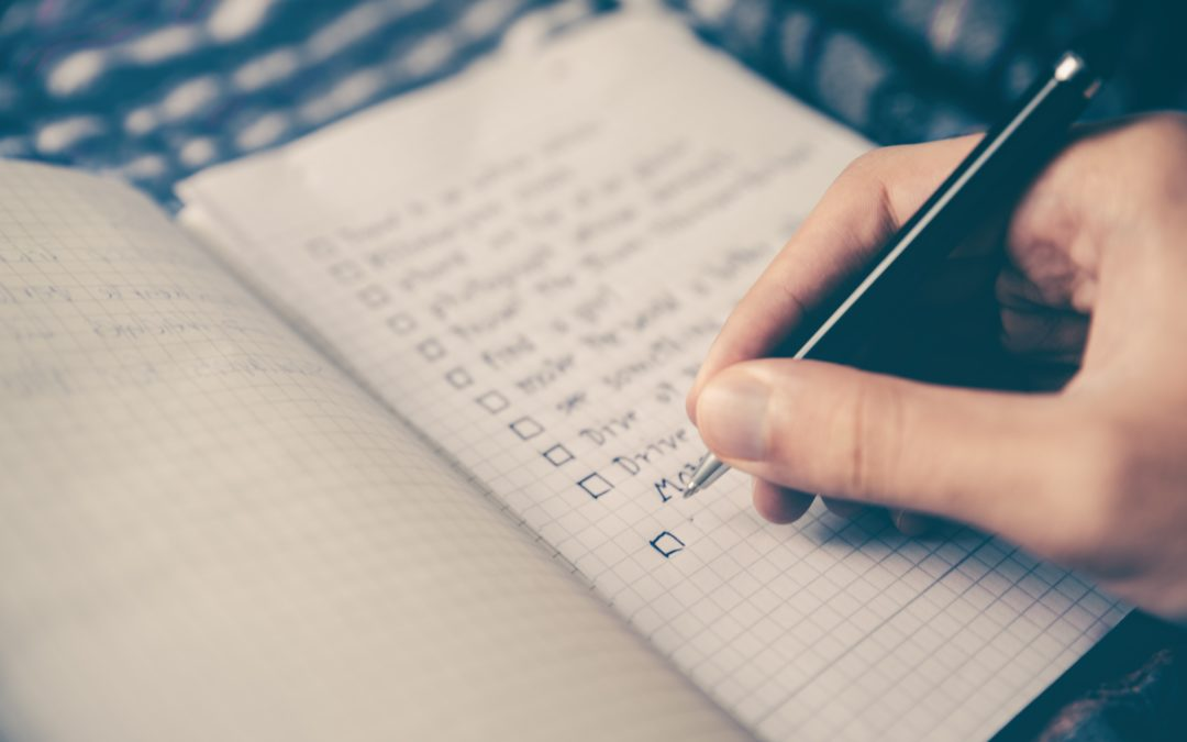 A year-end appeal checklist
