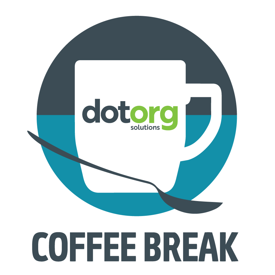 Dot Org Coffee Break Newsletter